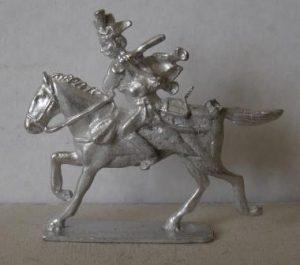 40 mm 18e Cavalerie Huzaar 1