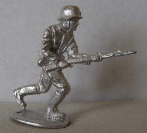 54 mm WWII Duits bajonet