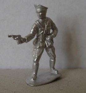 54 mm WWII Duits officier