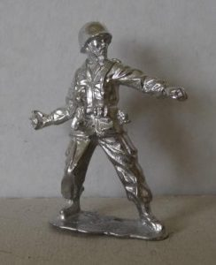 54 mm WWII USA handgranaat