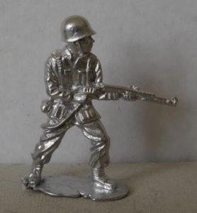 54 mm WWII USA vlammenwerper